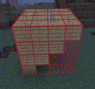 Как скопировать постройки в minecraft
